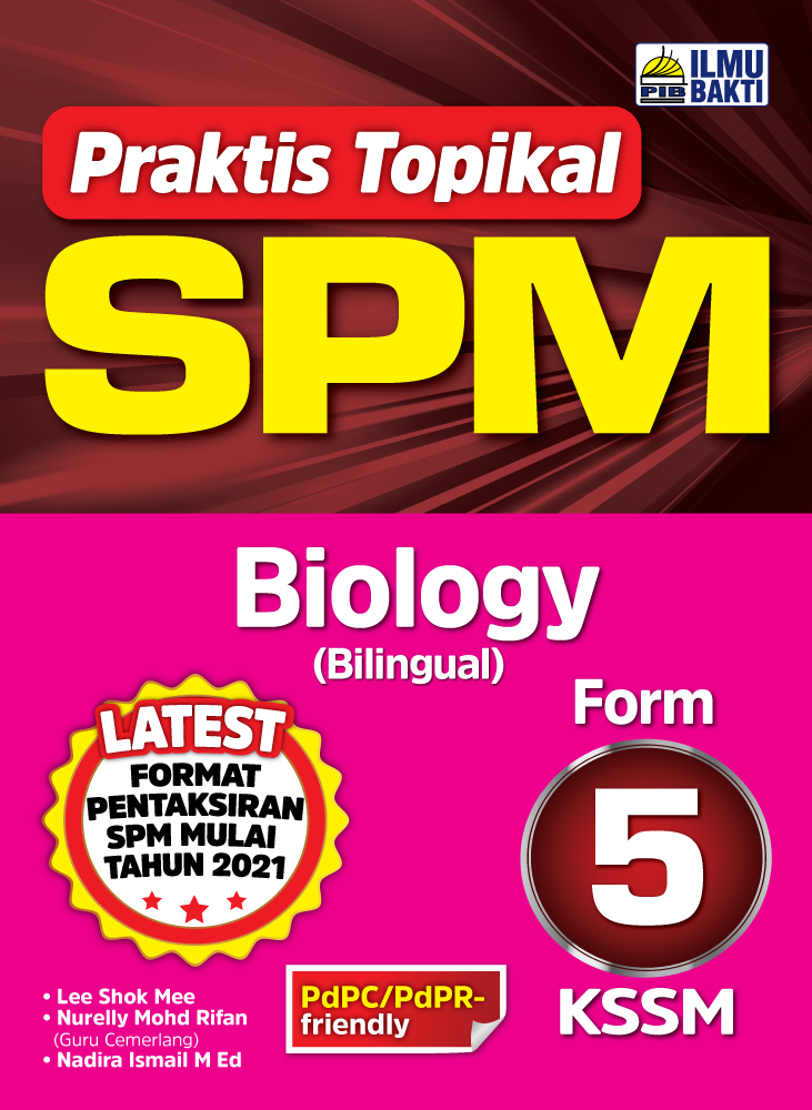 Praktis Topikal SPM – Biology (Bilingual) Form 5 KSSM