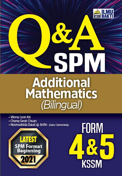 Q&A SPM Additional Mathematics Form 4&5 KSSM