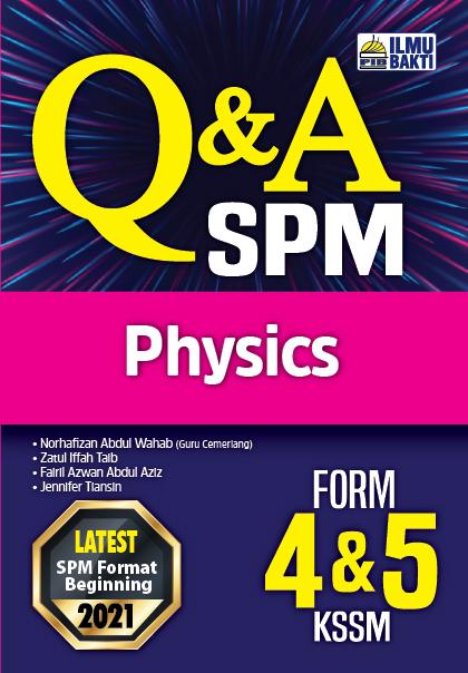 Q&A SPM Physics Form 4&5 KSSM