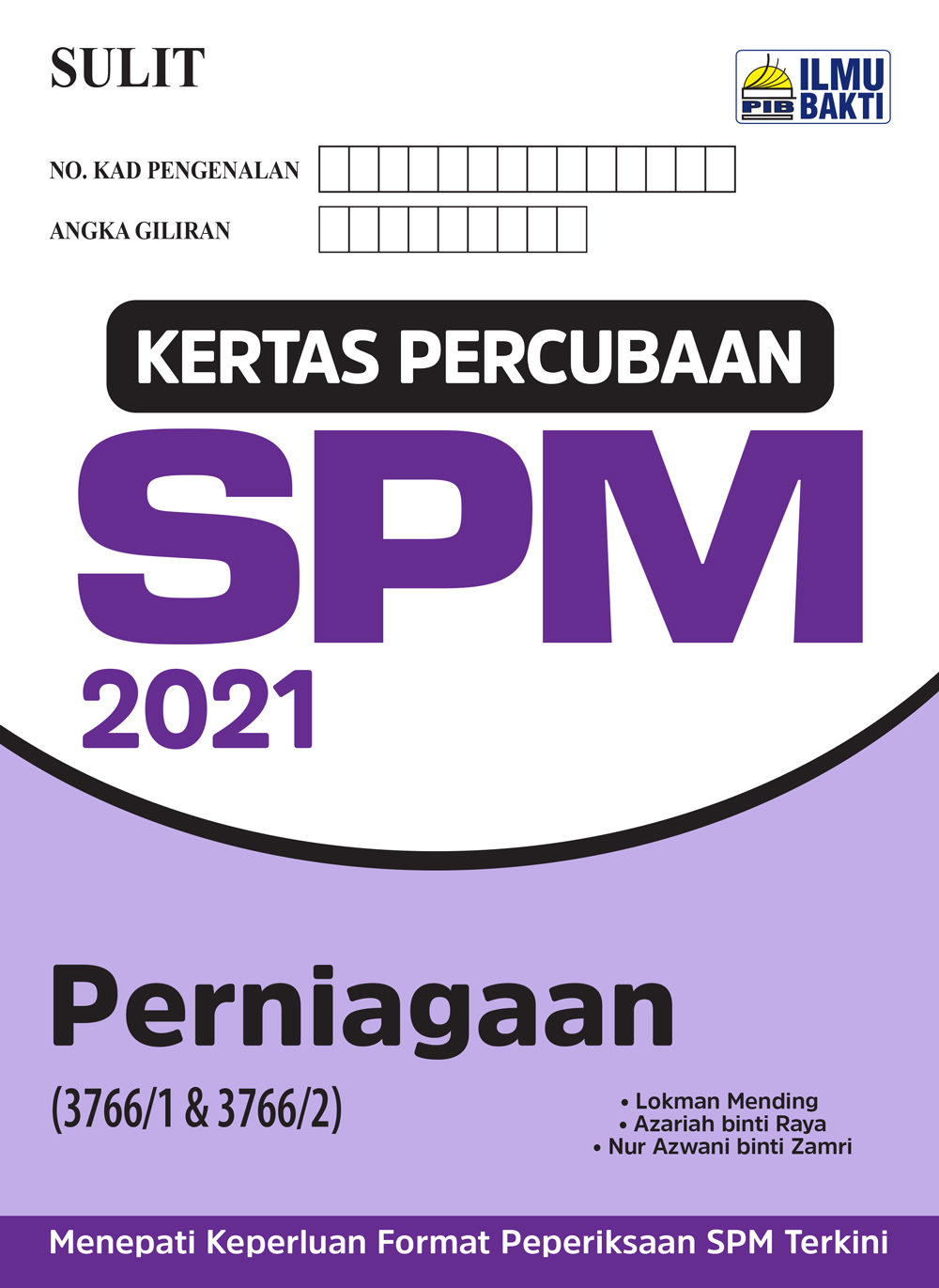 Kertas Percubaan SPM 2021 – Perniagaan